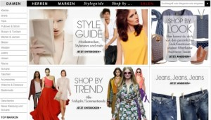 Kleidung online bestellen