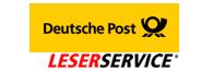Leserservice Gutschein