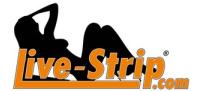 Live-Strip Gutschein